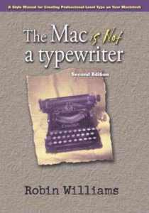 mac-not-typewriter