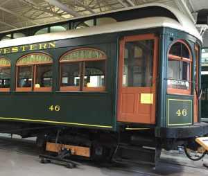 W-B trolley museum